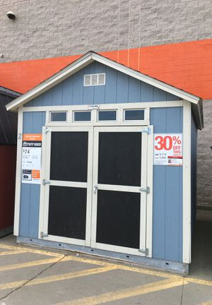 Tuff Shed TR-800 10' X 12' for Sale in Dearborn Heights, MI