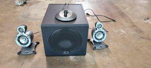 klipsch gmx a-2.1 speakers for Sale in Houston, TX