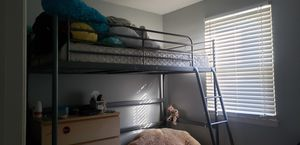 Bunk Bed metal frame for Sale in Glyndon, MD
