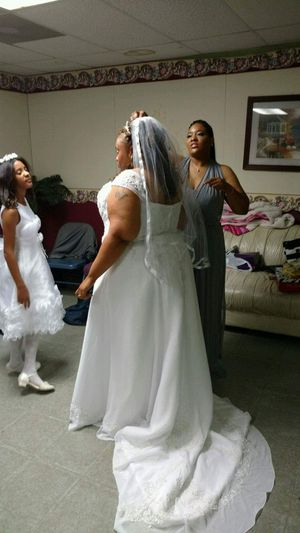 wedding dress for Sale in S CHESTERFLD, VA
