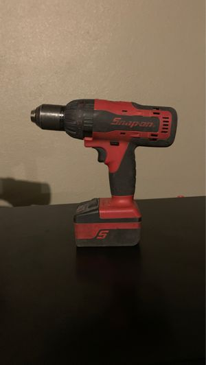 Snap on 18v drill for Sale in Midland, TX