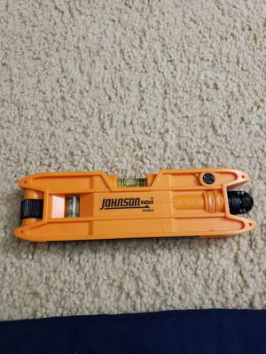 Johnson 9 inch leveller for Sale in San Jose, CA