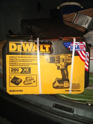 DeWalt Drill DCD791D2 FOR SALE for Sale in Oklahoma City, OK