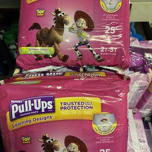 Huggies Pull Ups for Sale in Norwalk, CA