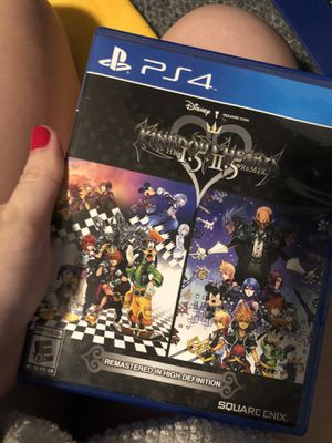 Kingdom hearts 1.4 & 2.5 remix PS4 for Sale in Winter Garden, FL