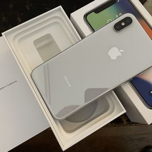 iPhone X 256GB - Gorgeous condition for Sale in Arlington, VA