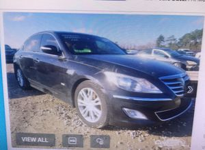 2014 Hyundai generis 3.8 engine parts car10.00 and up for Sale in Houston, TX
