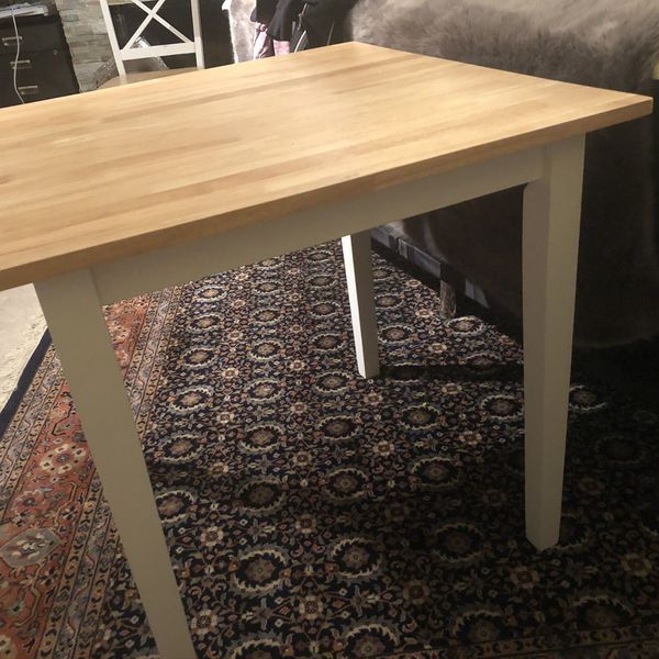 Square Table With 2 Chairs