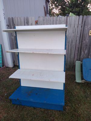 4 Tier Commercial Shelf for Sale in Ennis, TX