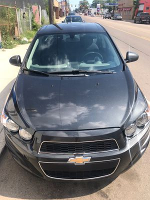 2014 Chevy Sonic for Sale in Fraser, MI