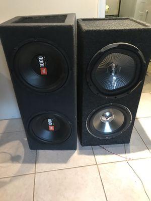 JBL 1000 watts for Sale in Manassas, VA
