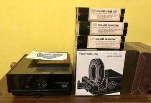 Vintage WHISPER MATIC 3 Slide Projector for Sale in Adelphi, MD