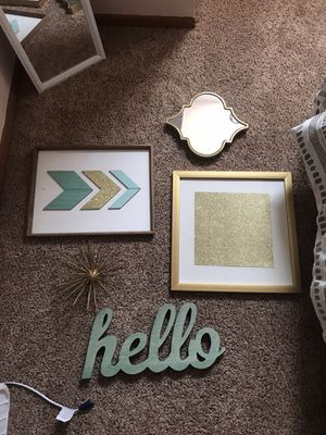 Room decor for Sale in Lansing, IL