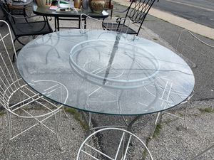 Out side inside table for Sale in Yeadon, PA