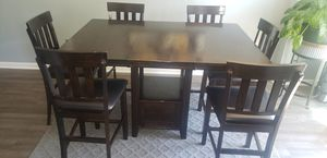 Dining table and chairs for Sale in Blacklick, OH