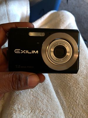 Exilim 7.2 mega pixels digital camera EX-270 for Sale in Tulsa, OK