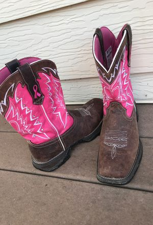 Women's Durango Breast Cancer Awareness Boots for Sale in St. Louis, MO