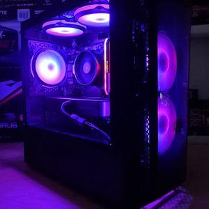 Nvidia RTX 3070 AMD Ryzen Custom Gaming PC for Sale in McLean, VA