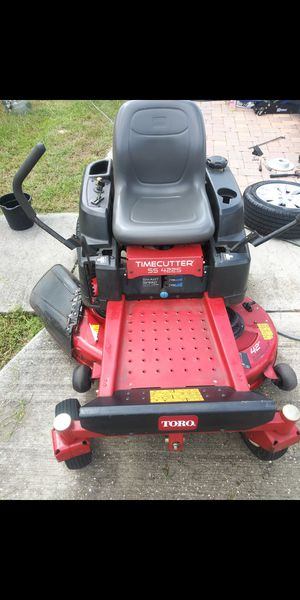"42"" toro timecutter zero turn for Sale in Clermont, FL"