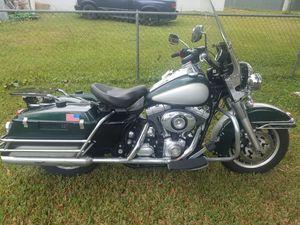 2008 Police edition Harley Davidson for Sale in Jacksonville, FL
