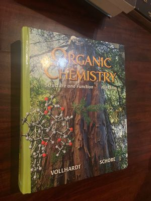 Organic chemistry textbook. for Sale in Glendale, CA