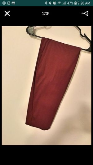 Long maroon pencil skirt - NEW for Sale in Austin, TX