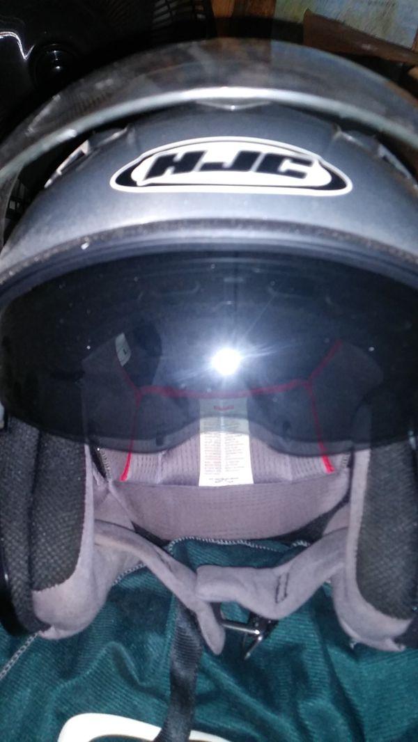 Full face HJC helmet !!!