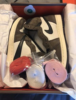 Jordan 1s Travis Scott size 8.5 for Sale in Los Angeles, CA