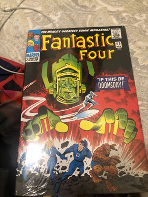 Fantastic four comic book vol 2 for Sale in New York, NY