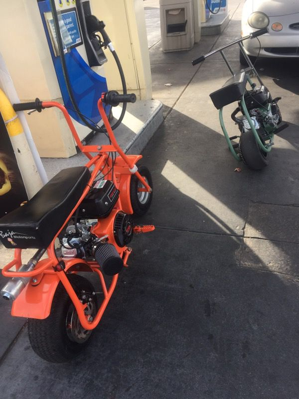 Doodle Bug Db30 Baja Blitz Minibike for Sale in Los Angeles, CA - OfferUp