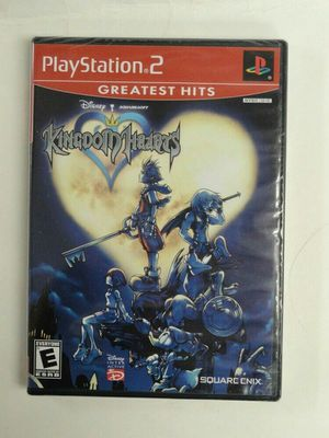Kingdom Hearts - PS2 - Playstation 2 for Sale in Saint Petersburg, FL