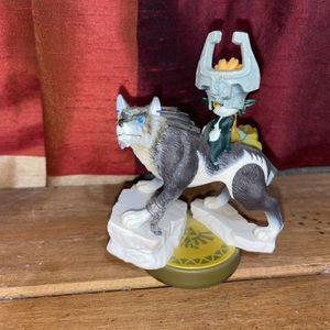 Wolf Zelda Link Amiibo for Sale in Miami, FL