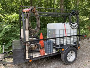 Commercial Pressure Washer, Honda Engine, CAT Pump 3000psi/3.5gpm for Sale in Rockvale, TN