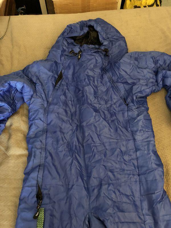 Selk Bag Sleepwear System