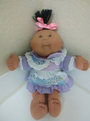 "CABBAGE PATCH KIDS 12"" Doll - 80s Baby CPK - 1988 for Sale in Las Vegas, NV"