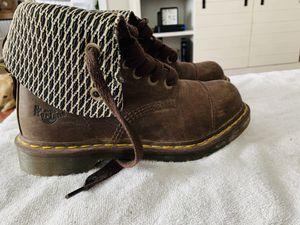 Women Dr. Marten's Work Leah Steel Toe Boots for Sale in Phoenix, AZ
