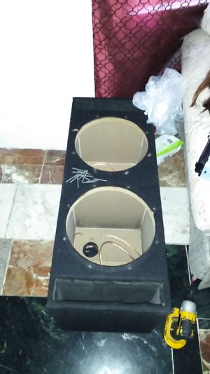 212s ported box for Sale in Richmond, CA