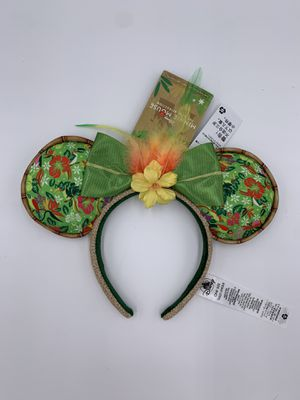 Disney the Main Attraction Enchanted Tiki Room Minnie Ears for Sale in Fullerton, CA