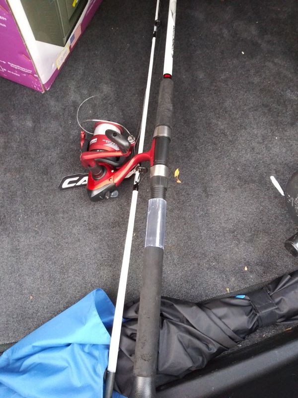 FISHING RODS AND GEAR FOR SALE