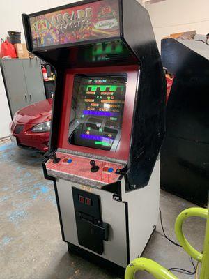 Arcade Classics 2 Arcade Game , frogger , donkey Kong , ms pac man , Galaga , etc for Sale in Yorba Linda, CA