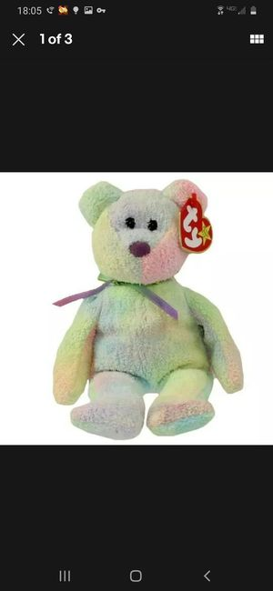 The Beanie Babies Collection:Groovy-Original Beanie Baby for Sale in Chula Vista, CA