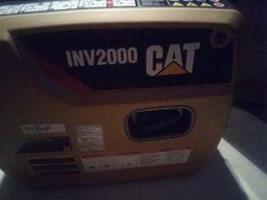 Cat inv2000 generator for Sale in Odessa, TX