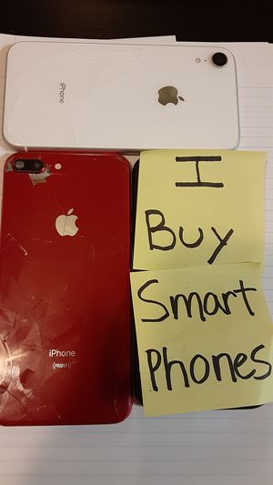 iPhone 8 plus 64gb product red for Sale in Englewood, CO