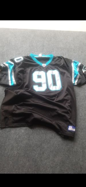 REEBOK SIZE 60 PEPPERS CAROLINA FOOTBALL JERSEY for Sale in Delray Beach, FL