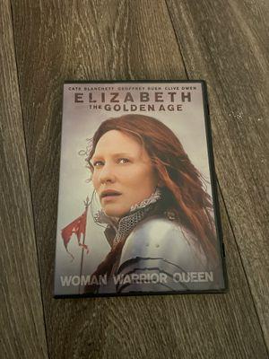 Elizabeth the Golden Age for Sale in Marietta, GA