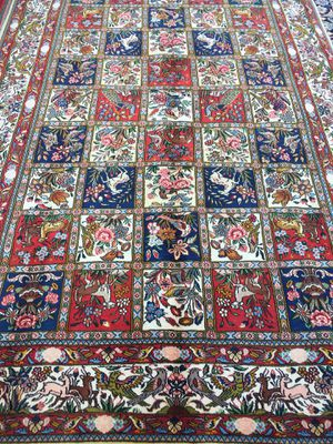 7x10 authentic collectible handmade Persian Oriental rug for Sale in Bethesda, MD