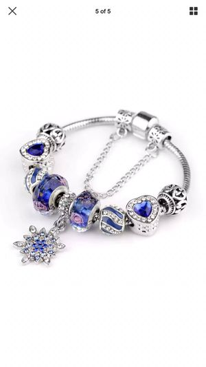 European style charm bracelet for Sale in Silver Spring, MD