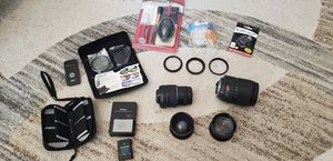Nikon lenses and accessories for DSLR cameras for Sale in Jamul, CA