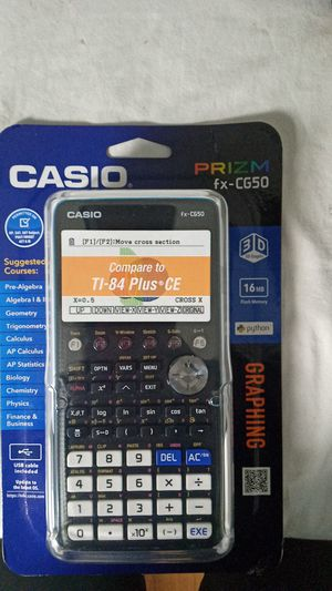 Casio fx-CG50 Calculator for Sale in Phoenix, AZ