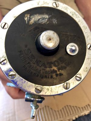 Big Game Fishing Reel for Sale in North Las Vegas, NV